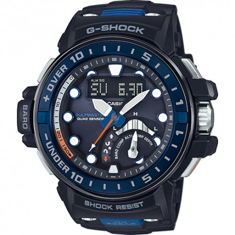 Casio G-Shock Gulfmaster Blue